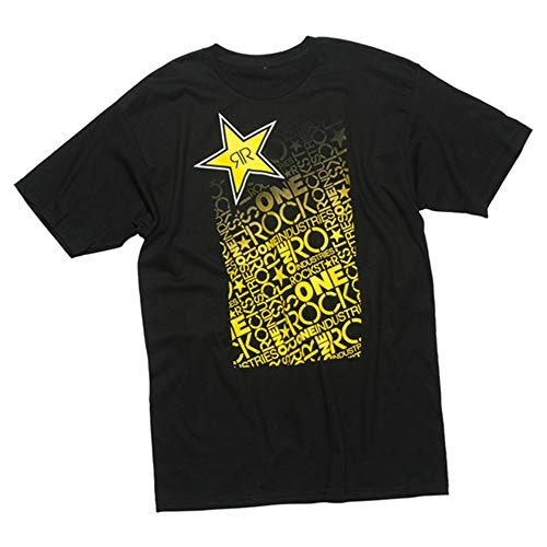 YR One Industries Rockstar Galaxy T/Shirt Rockstar Energy Casual Top