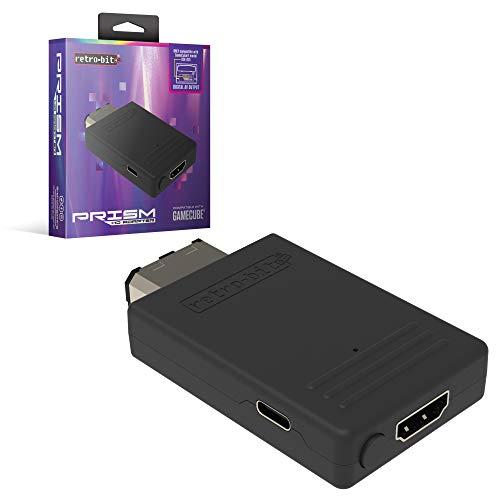 Retro-Bit Prism HDMI Adapter for Gamecube [Importación alemana]