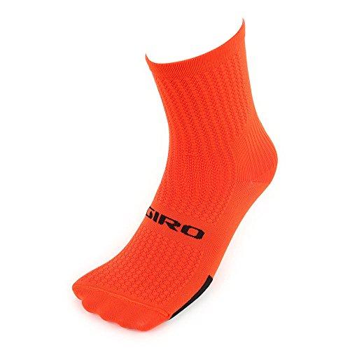 Giro HRC Team - Calcetines ciclismo talla mediana