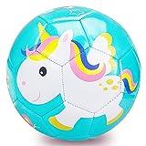 Kids Soccer Ball Size 3, Champhox Children...