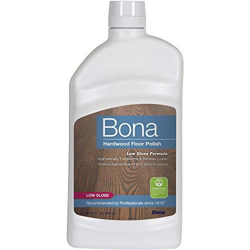 Bona Hardwood Floor Polish- Low Gloss, 32 Fl Oz