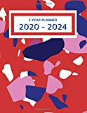 5 YEAR PLANNER 2020 - 2024: 2020 - 2024 Monthly Planner, 5 Year 60 Months Calendar, January 2020 to December 2024,  Notebook, Business Planners, ... Agenda Schedule Organizer Logbook and Journal