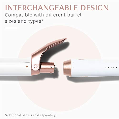T3 Twirl Trio Interchangeable Automatic Curling Iron