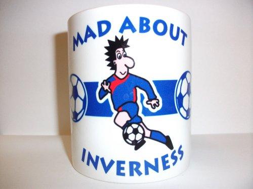 Filmcell Factory Ltd Inverness Caledonian Thistle Football Taza/Taza Sports Memorabilia