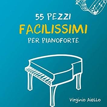 55 Pezzi Facilissimi Per Pianoforte