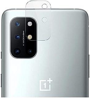 لهاتف وان بلس 8 تي لاصقه حمايه لعدسه الكاميرا من الزجاج المرن بتكنولوجيا النانو شفاف ضد الصدمات