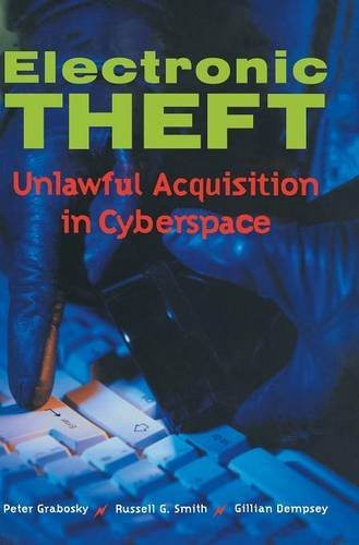 Electronic Theft: Unlawful Acquisition in Cyberspace (English Edition)