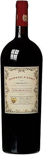Doppio Passo Primitivo Magnum Apulien, Rotwein Italien (1 x 1,5l)