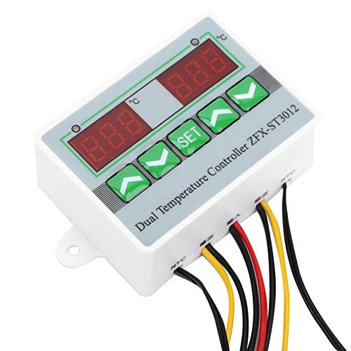 Omabeta -50 ℃ - Termo eléctrico del microordenador del termostato 110 ℃...
