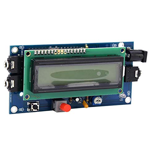 CW Decoder LED Display Accurate & Intuitive Reading Code Decoder Stable Morse Code Translator Electronic Components for DIY Projects