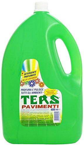 Ters - Pavimenti, Detergente Profumato alla Lavanda - 4000 ml