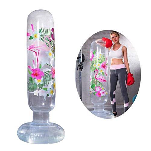 CZ-XING Columna de boxeo inflable para fitness y ventilación contra el vaso...