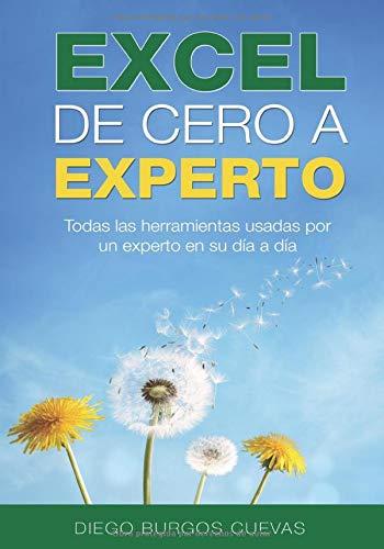 Excel de cero a experto: todas las herramientas usadas por un experto en su día a día (The Excel series)