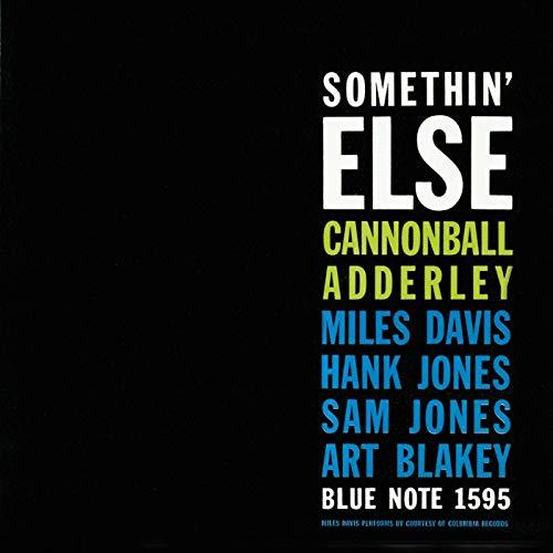 Somethin' Else [Vinyl LP]