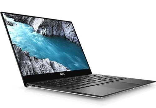 DELL XPS 13 9370 CORE I7 8550U 16GB 250GB 4k Touch screen In Black + Silver Lid (Renewed)