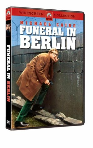Funeral In Berlin [DVD] [1966] [1967]