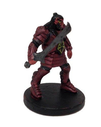 D&D Tyranny of Dragons Single Figure Common Hobgoblin Fighter #14