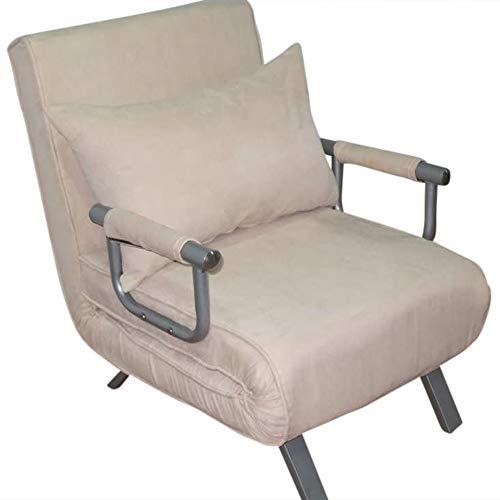 divano letto 1 piazza ITALFROM Divano Letto Sofa Bed Beige 65x69x82h DIVANETTI Divano Letto 1 Piazza
