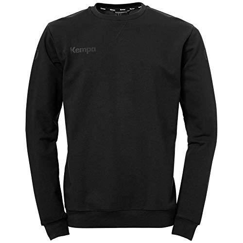 Kempa Herren TRAINING TOP Handballspiel T-Shirt, Negro, 3XL