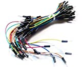 65Pcs Breadboard Jumper Cables For Arduino Jump Code Wire Kit Set