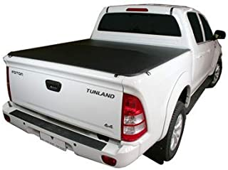 Foton Tunland P201 2014 to Current Without Headboard, Clip On Ute Tonneau Cover. Tuff Tonneaus Ute Covers are Australian M...