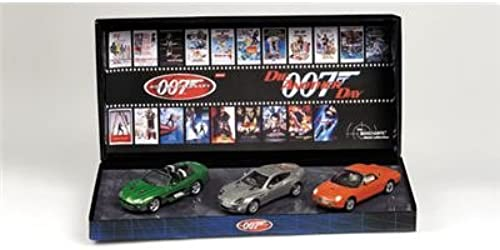 Minichamps 402041202 - James Bond Set 2002 'Die Another Day'  L.E.5002 PCS.