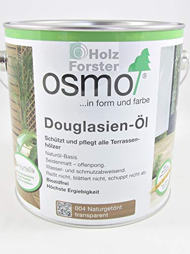 Osmo-Douglasienöl 2,500 L