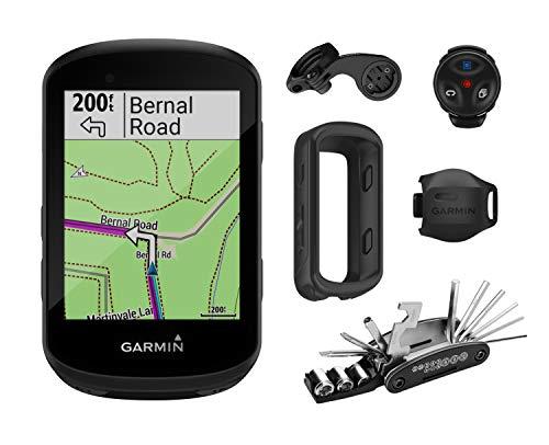 Garmin Edge 530 GPS Cycling Computer with Included Wearable4U Cycling Multi Tool Bundle
