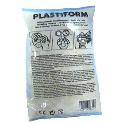 Plastiform- Holzmaché, 200g
