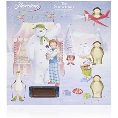 Cheap Thorntons The Snowman And The Snowdog Advent