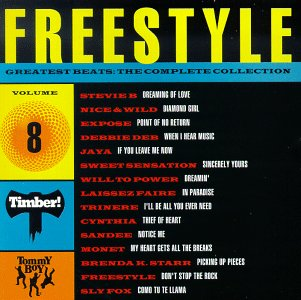 Freestyle Greatest Hits: The Complete Collection, Vol. 8