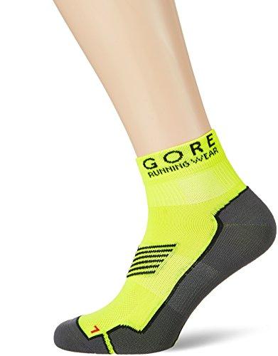 GORE WEAR Erwachsene Essential Socken, Neon Yellow, 35-37