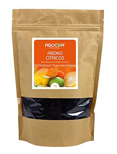 ASOCOA - Abono Cítricos Ecológico. Estimulante natural floración. 600 g
