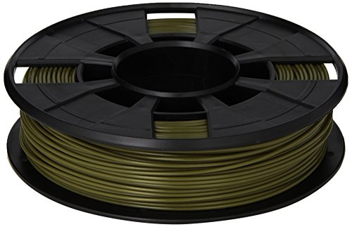 MakerBot 3D Printer PLA Filament (Small Spool) - Army Green