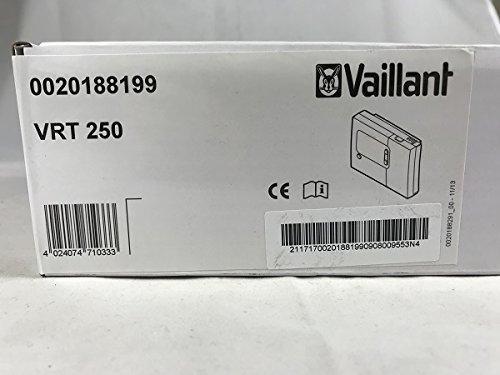 Vaillant Regler, VRT 250, Vaillant-Nr. 0020188199