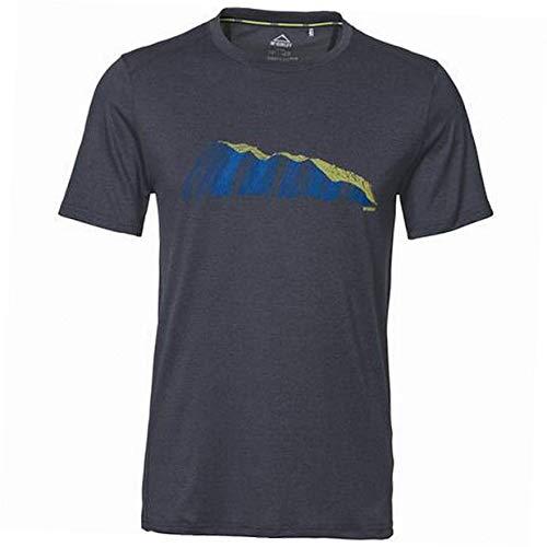 McKINLEY T-Shirt Reamy UX Navy Dark XXL Navy Dark