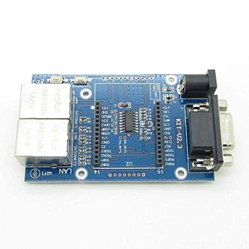 UIOTEC Uart-WiFi Module Serial WiFi SCM WiFi HLK-RM04 Simplify The Test Board RS232 5V*