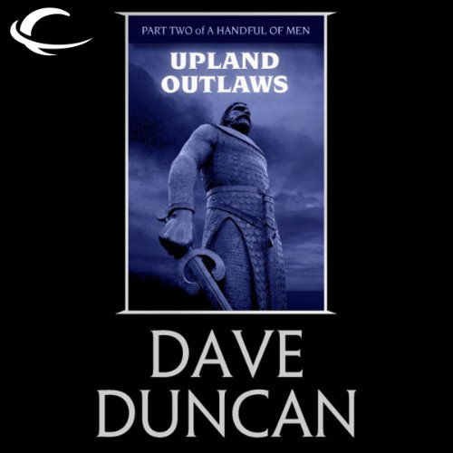 Upland Outlaws audiobook cover art