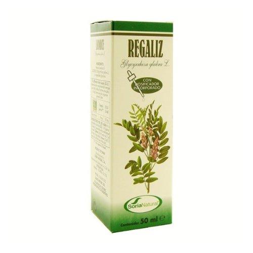Soria Natural Extracto Regaliz Glicolico - 50 mililitros