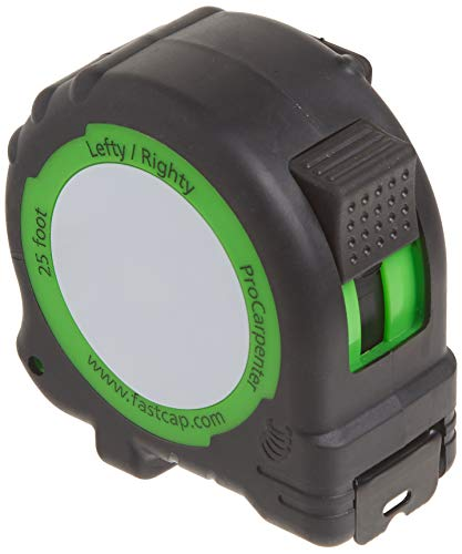 FastCap PSSR25 25 foot Lefty/Righty Measuring Tape