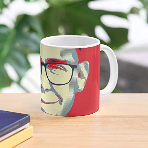 5TheWay Philipp Style Obama Hope Amthor Mug Best 11 oz Kaffeebecher - Nespresso Tassen Kaffee Motive