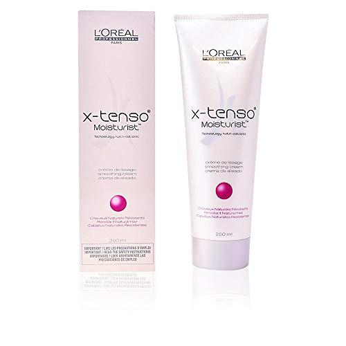 L'Oréal Professionnel X-TENSO MOISTURIST Rebellisches Naturhaar, 1er Pack (1 x 250 ml)