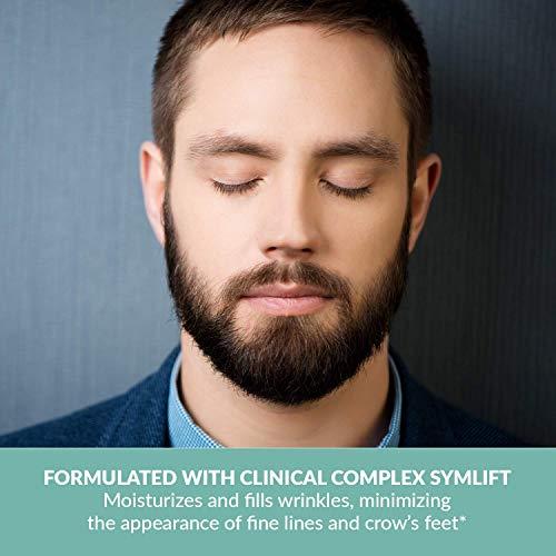 41Q1JUygi L - Pure Biology Premium Total Eye Cream Serum - Anti Aging Vitamin C, E & Hyaluronic Acid Reduce Dark Circles, Puffiness, Under Eye Bags, Wrinkles & Fine Lines for Men & Women (0.5 oz)