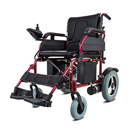 L-Y elektrische verouderde rolstoel, de lichte aluminiumlegering voor oudere ongeschikte intelligente scooter 3 gevouwen