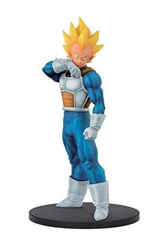 Banpresto Dragon Ball Z Resolution of Soldiers Volume 2 Super Saiyan Vegeta Figure by Banpresto