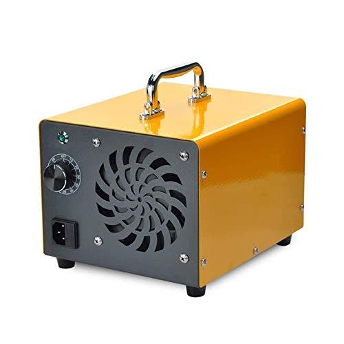 WHSS Generador De Ozono, Comercial Máquina 15000Mg / H O3 Máquina Inicio Ionizador Purificador De Aire Ambientador De Aire For El Hogar, Oficina, Cocina, Restaurante (eficaz Caudal 100m3) purificador
