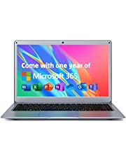 "$258 » Jumper Laptop 13.3"" Full HD IPS, Intel Celeron Processor ,4GB RAM, 128GB ROM, Thin& Light Laptop Computer, 50%SRGB, Windows 10,with Free Office 365 1 Year, Dual Band 5GHz WiFi,Bluetooth, with Webcam"