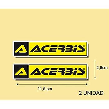 Ecoshirt H8-XR4C-UBJ2 Stickers Agip R/éf Pd257 Aufkleber Autocollants Stickers Moto Decals Motrocycle