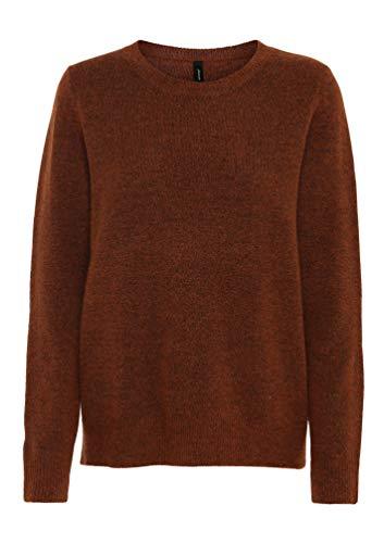 SOYACONCEPT - Damen Pullover, SC-Nessie 1 (32773), Größe:XL, Farbe:Bronze (3310)