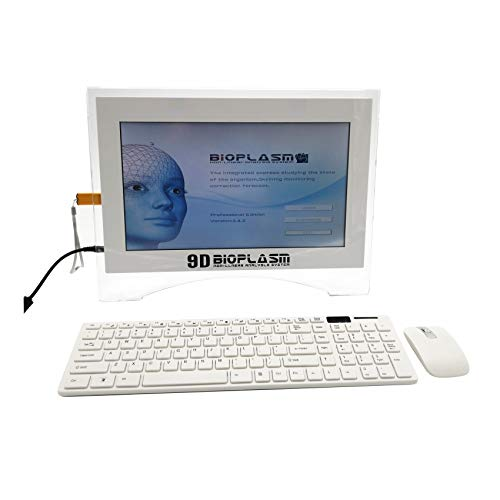 Review JYtop 2019 New Non-Linear Analysis System Bioplasm 9DNLS Full Body Health Analyzer
